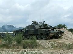 Challenger II (skuds) Tags: holidays dorset tanks bovington