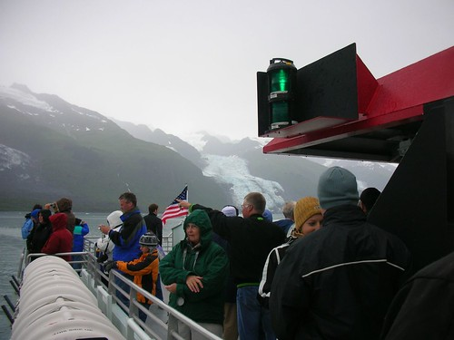 Cruceros de Lujo en Alaska
