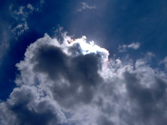 Sunshine Through The Cloud by rileyroxx, on Flickr