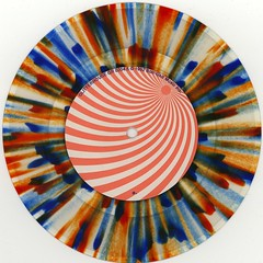 Swishy Colored Vinyl (Squid Ink) Tags: monstermagnet seveninchsingle