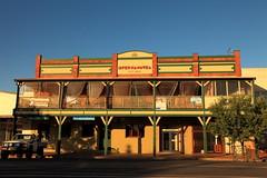 Imperial Hotel Narromine (Darren Schiller) Tags: narromine hotel pub rural community alcohol closed abandoned verandah