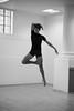 DancePhotoLondon (Cath Dupuy) Tags: ballet dance contempory balletdancers dancers studio london blackandwhite tutu enpointe pointeshoes jump jete windows pillars mirror ballerina