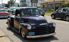 1948-1949 Chevrolet 3600 (SPV Automotive) Tags: 1948 1949 chevrolet 3600 pickup truck classic car purple
