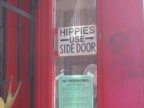 Hippiesuse_side_door