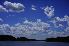 (MartMart1413) Tags: blue sea sky mer azul clouds landscape mar meer nuvole mare blu himmel wolken paisaje paisagem cu bleu cielo nubes nuvens blau nuages  paysage  landschaft     paesaggio