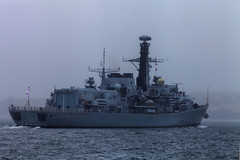 HMS Monmouth 26th June 2015 #7 (JDurston2009) Tags: england unitedkingdom plymouth frigate warship royalnavy mountwise plymouthsound type23 dukeclass f235 hmsmonmouth hamoaze