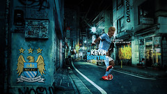 KDB Wallpaper HD (james tyton) Tags: city de manchester kevin wallpapers bruyne