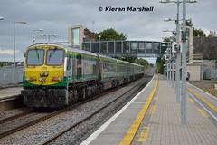 219 passes Portlaoise, 4/9/15 (hurricanemk1c) Tags: irish train gm rail railway trains railways irishrail 201 219 generalmotors portlaoise 2015 emd iarnród éireann iarnródéireann 1420corkheuston