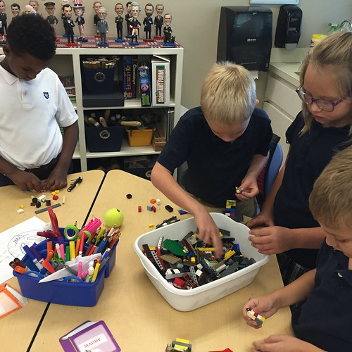 Engineering Design Builds in STEM Club by Wesley Fryer, on Flickr
