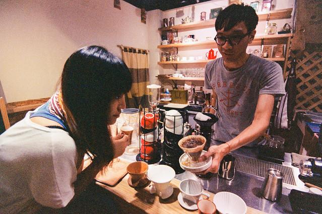 新北 永和–巷弄內的精品–Le Nuage 雲海咖啡