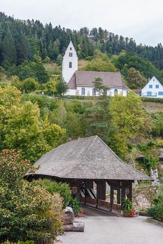 Pont à Forbach