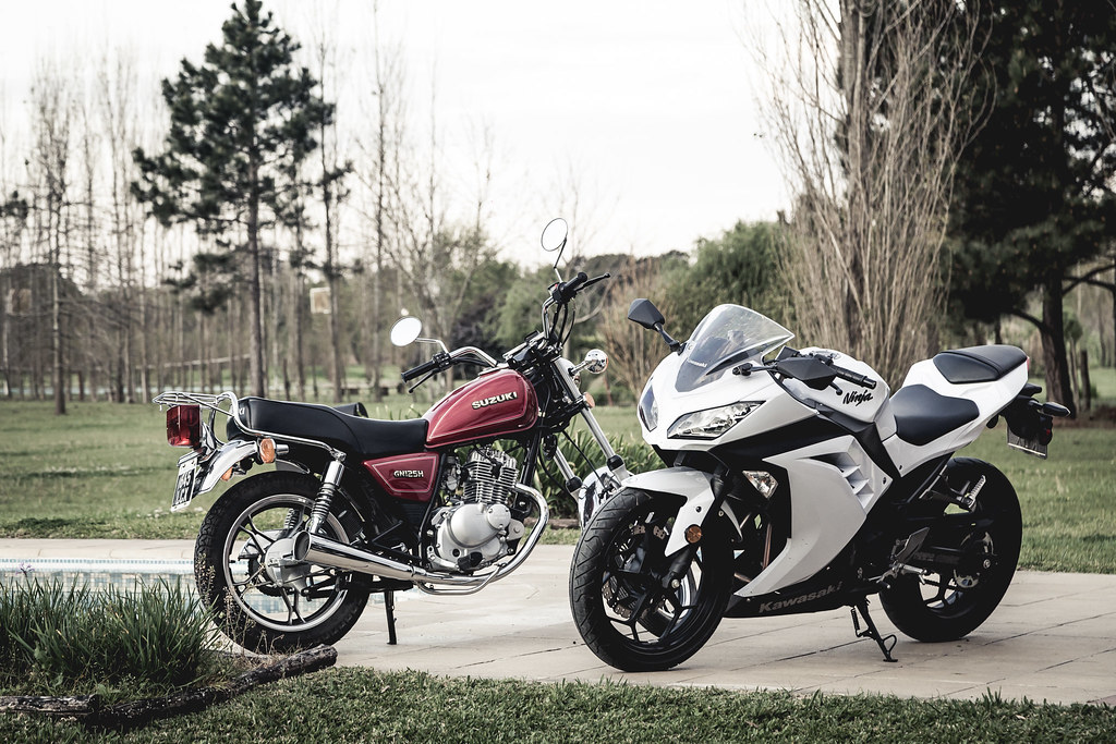 The Worlds Best Photos Of Bike And Gn125 Flickr Hive Mind
