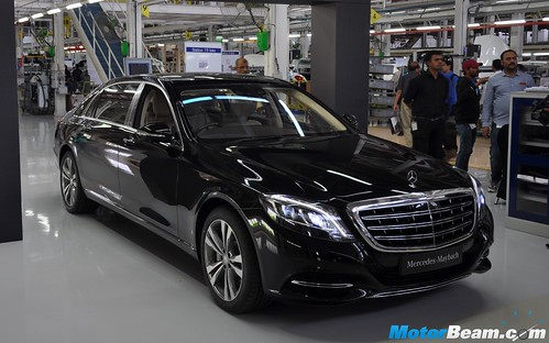 mercedes-maybach s600 launched in india, priced at rs. 2.6 crores