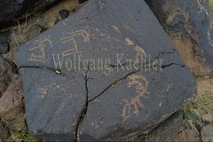 30095313 (wolfgangkaehler) Tags: old animals rock asian ancient asia desert mongolia anima gazelle centralasia petroglyph gobi blackmountains petroglyphs ibex mongolian gobidesert southernmongolia