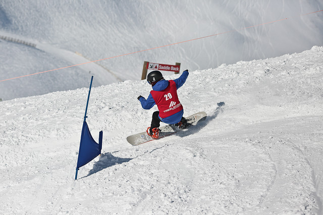 DB Export Banked Slalom 2015 - Treble Cone - Mikko Terentieff