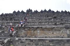 Jogja 1302 (raqib) Tags: architecture indonesia temple java shrine buddha stupa buddhist relief jogja yogyakarta yogya buddhisttemple borobudur basrelief magelang candi javanese mahayana buddhistmonastery borobudurtemple djogdja sailendra djogdjakarta