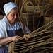 Basket Weaving - 1st Place Cultural - Gayle Biggs