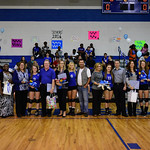 Airport Varsity VB vs BC Senior Night