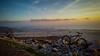MTB Ride (Imittos mountain) (Manolis Magganaris Photography) Tags: sunset cycling athens greece mtb ymittos flickrunitedaward