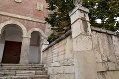 Colegio de los Trinitarios (vcastelo) Tags: madrid espaa spain mayor escalera colegio universidad henares alcala uah trinitarios