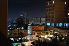 Grand Hyatt Amman by Night (jrozwado) Tags: hotel asia amman jordan hyatt