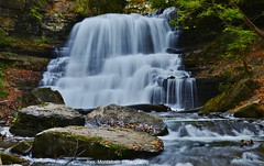 decew falls (Rex Montalban Photography) Tags: autumn waterfalls decew rexmontalbanphotography
