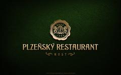 plzenskyrestaurant7 (malbardesign.com) Tags: logo most pilsnerurquell restaurace plze malbar petrbarak marinkov