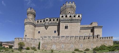 Castillo de los Mendoza V