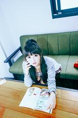 KUN_1655 () Tags: portrait woman cute beauty nikon g wide wideangle kawaii taichung brunette charming f4 vr    1635      1635mm  houli       d3s   nikonafsnikkor1635mmf40gedvr 2015201504