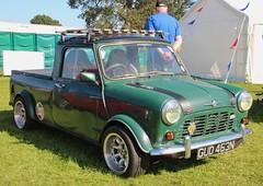 GUD 463N (Nivek.Old.Gold) Tags: 1974 pickup mini morris 1000
