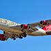 G-VROM Virgin Atlantic 2001  Boeing 747-443 serial 32339 / 1275