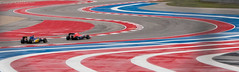 sweeping ess (kimbenson45) Tags: blue red usa white cars colors sport race austin colorful track colours action curves competition curvy f1 racing grandprix american sauber colourful racers formula1 gp motorsport sweeping cota competitors scurves alexanderrossi circuitoftheamericas manormarussia