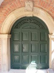 Krakov, univerzita (24) (ladabar) Tags: door doorway kraków krakau krakov dveře