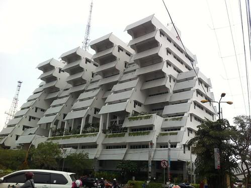 Gedung karya Paul Rudolph
