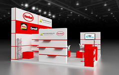 Exhibition Stand Shelving
