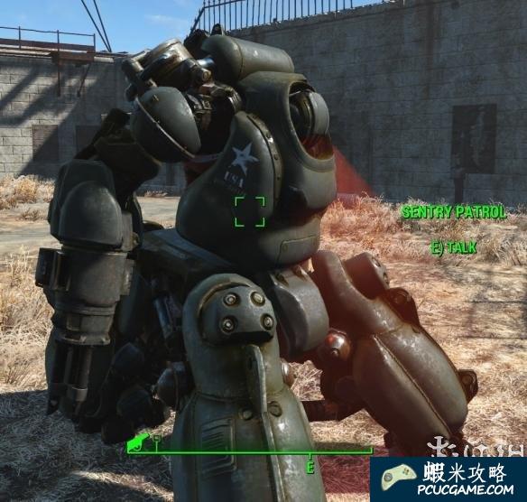 異塵餘生4 機器人保鑣MOD v3.9漢化版