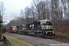NS 6752 EMD SD60I (30T) (Trucks, Buses, & Trains by granitefan713) Tags: train ns locomotive freighttrain norfolksouthern manifest emd sd60i mixedfreight sunburyline emdsd60 emdsd60i