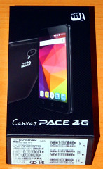 smartphone android 415 micromax мегафон смартфон обзор отзыв q415