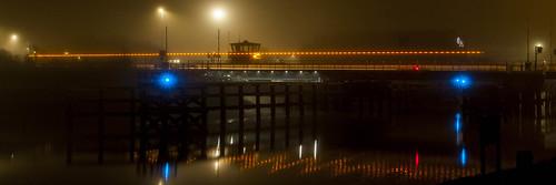 bridge in the mist pano 1