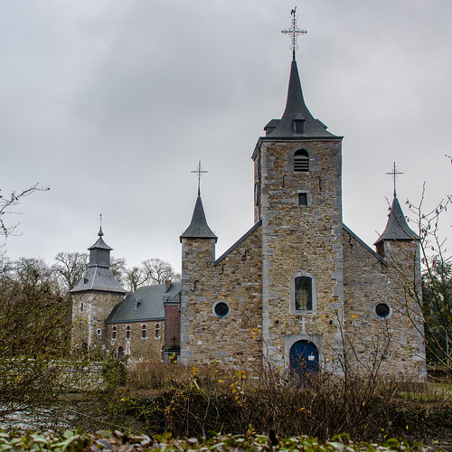 Jehay, kapel van kasteel