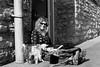 Penney (TnOlyShooter) Tags: streetphotography nashville downtown tennessee believeinfilm smile olympusom1 olympusomzuiko50mmf18 kodaktrix400 findlab film analog filmisnotdead