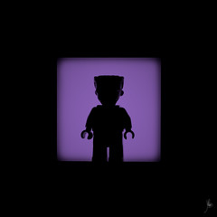 Shadow (295/100) - Smithers (Ballou34) Tags: 2015 650d afol ballou34 canon eos eos650d flickr lego legographer legography minifigures photography rebelt4i stuckinplastic t4i toy toyphotography toys rebel stuck plastic blackwhite light shadow photgraphy enevucube minifigure 100shadows 2017 simpsons simpson thesimpsons smithers fox cartoon