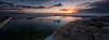 Dee Why Sunrise Pano (RoosterMan64) Tags: australia deewhy landscape longexposure nsw northernbeaches oceanpool rockshelf seascape sunrise