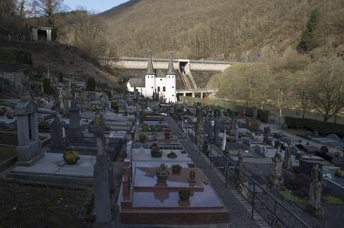 Cemetery near Our Dam, 08.03.2016.