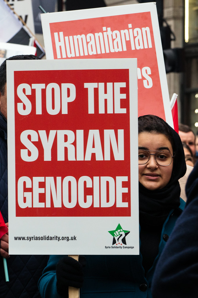 syria genocide essay Syria backgrounder  the use of chemical weapons in syria  after four years of war and living under the constant threat of mass atrocities and genocide,.