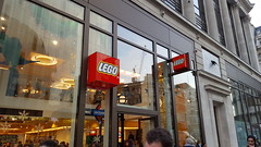 LEGO Store, 3 Swiss Court, Leicester Square, City of Westminster, London (f1jherbert) Tags: samsungs6 samsunggalaxy galaxys6 samsunggalaxys6 samsung galaxy s6 london uk england