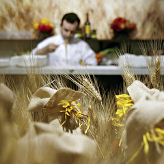 La Cucina Italiana (JP Korpi-Vartiainen) Tags: italia italialainen italian food ruoka pasta milan milano italy