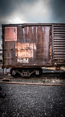DSC02210 (jebster2000) Tags: train t vintage history museum railroad tracks hdr sonya7rii zeiss batis