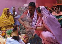 Gaura-Gauri Pooja Ceremony (wietsej) Tags: sonyalphadslra900 sonyvariosonnart1635mmf28za gauragauri pooja ceremony kawardha chhattisgarh india sal1635z hindu