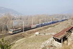 BB 26133 et fret (SylvainBouard) Tags: sncf train bb26000